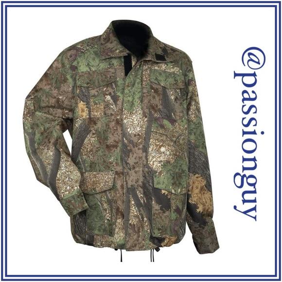 fa9a133c741f3 Boutique Jackets & Coats | Waterresistant Invisible Camo Jacket ...
